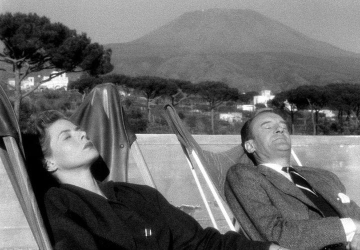 Cinema no Pátio: Viagem a Itália, de Roberto Rossellini