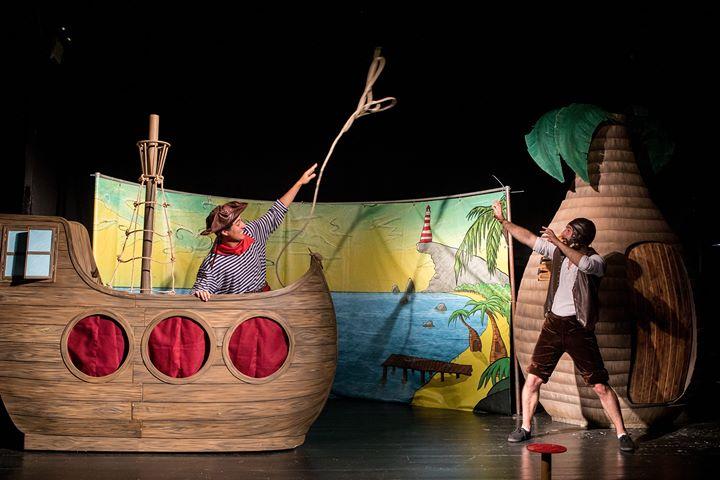 CANCELADO- Os piratas também se apaixonam