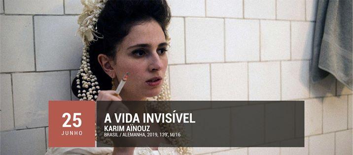 A Vida Invisível, Karim Aïnouz, 2019, 139', M/16