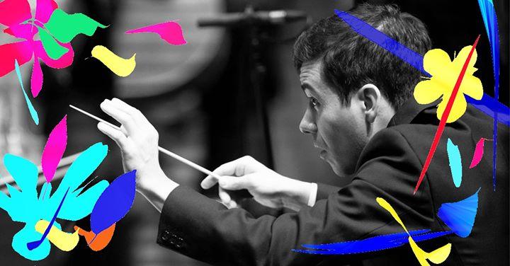 Orquestra Gulbenkian com o maestro Nuno Coelho