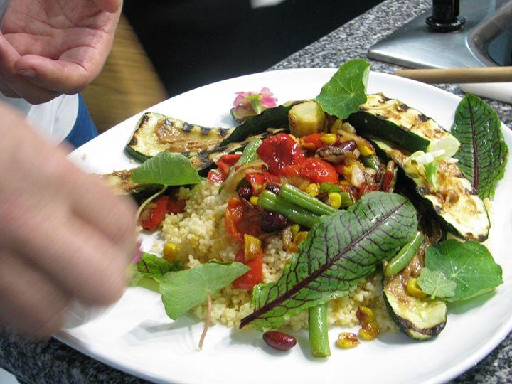 Comida Vegetariana - Pós Laboral