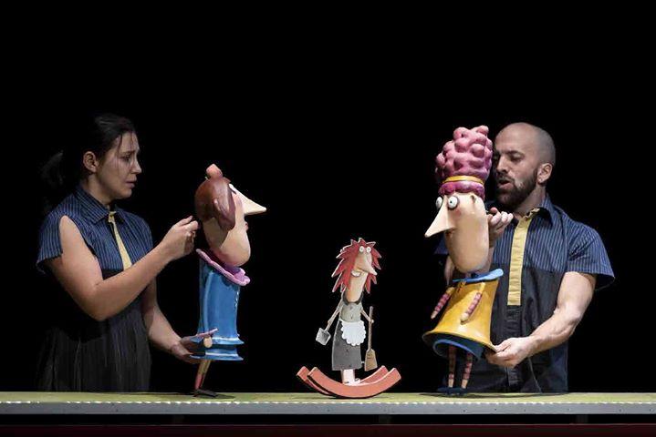 Caldas Anima | Teatro de Marionetas do Porto, Cinderela
