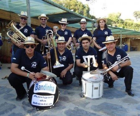 Caldas Anima | Bandinha 'Amigos da Música'