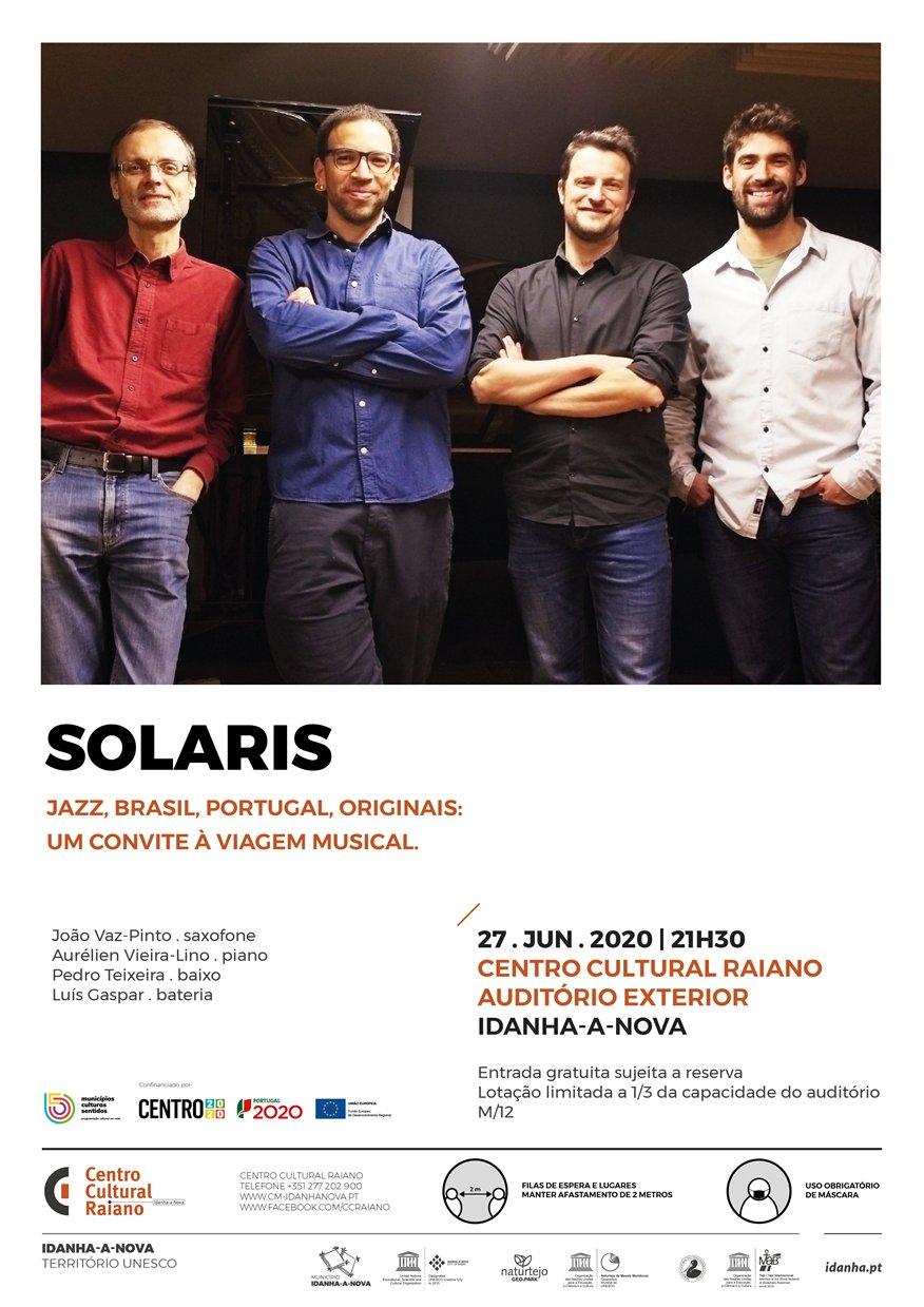Quarteto Solaris