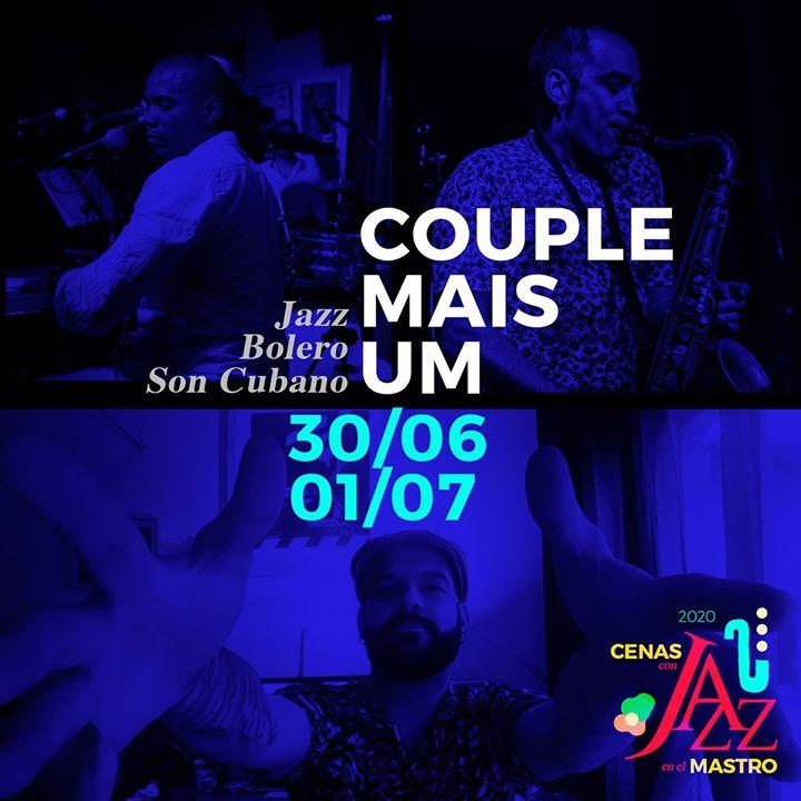 Couple Mais Um / 01 Julio 2020 / Cáceres