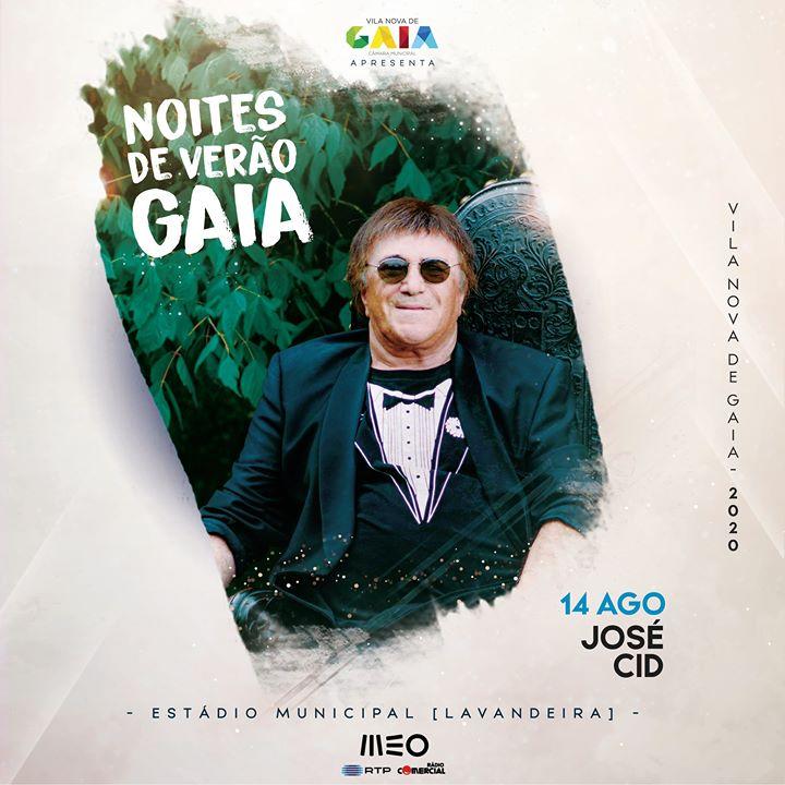 José Cid - Noites de Verão em Gaia