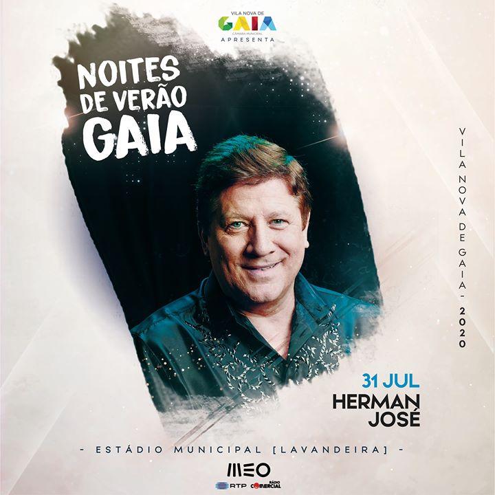 Herman José - Noites de Verão em Gaia