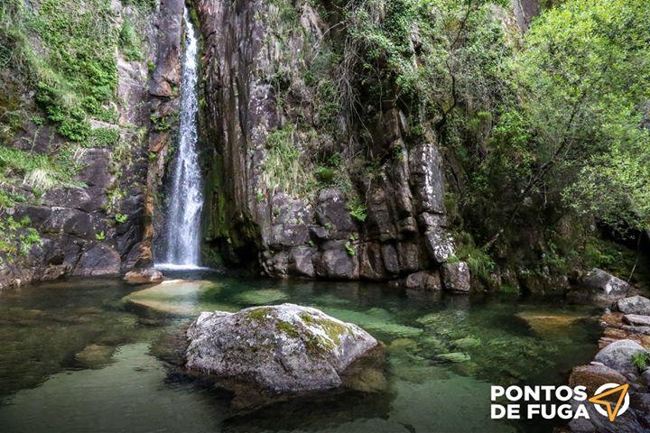 Cascata de Pincães: Uma piscina natural no Gerês