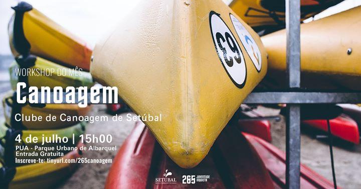 Workshop: Canoagem