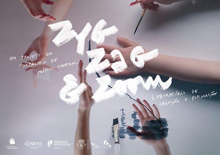 ZygZag&Zoom | Formação online em Arte para a Infância