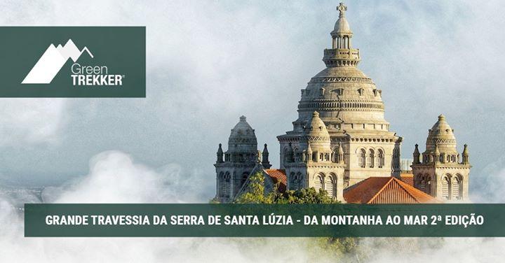 Grande Travessia da Serra de Santa Lúzia 2ª Edição
