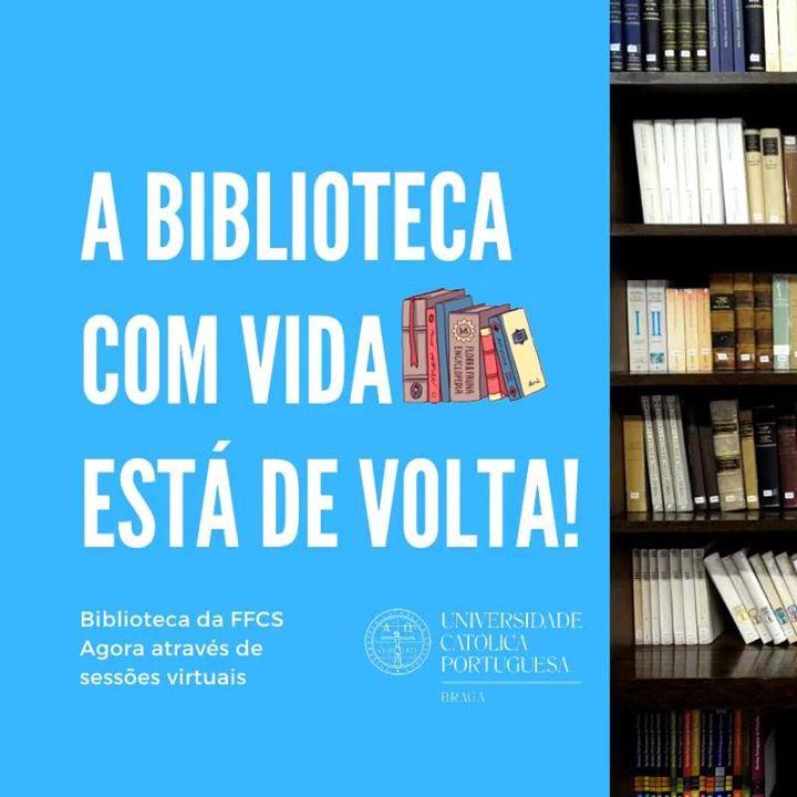 Biblioteca com Vida