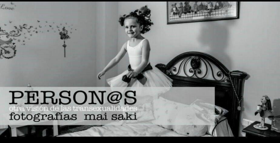 """Exposición """"Person@s, otra visión de las transexualidades"""" de Mai Saki"""
