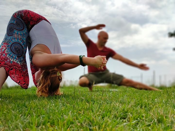 Park Yoga - Costa da Caparica