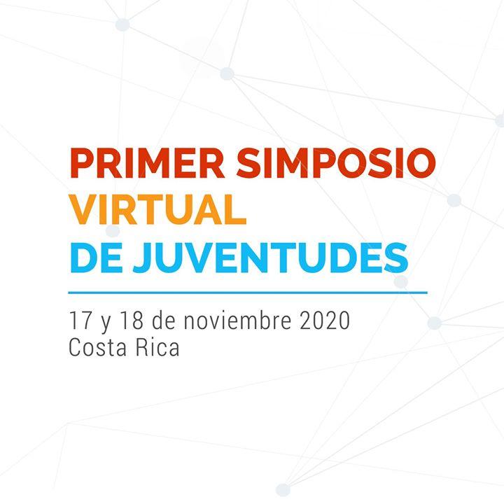 Primer Simposio Virtual de Juventudes 2020