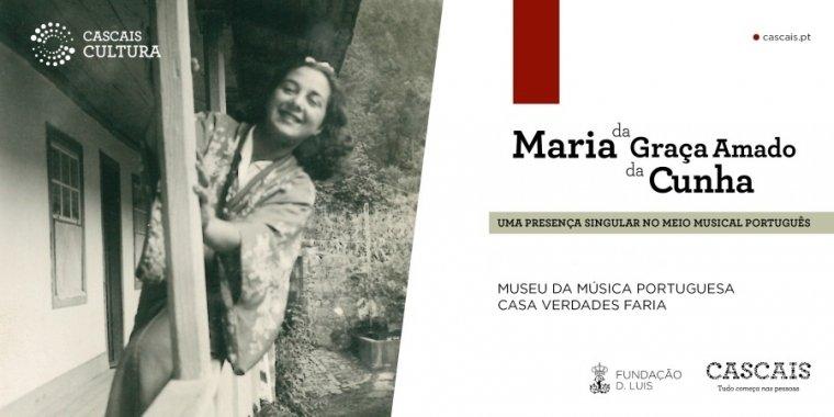 Maria da Graça Amado da Cunha: Uma Presença Singular no Meio Musical Português