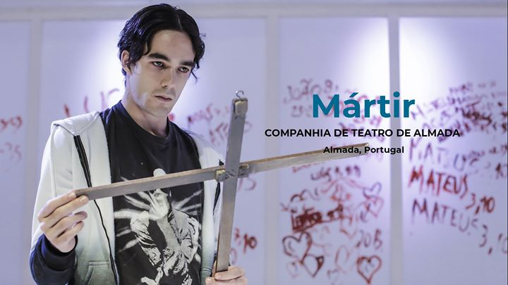 Mártir | Companhia de Teatro de Almada