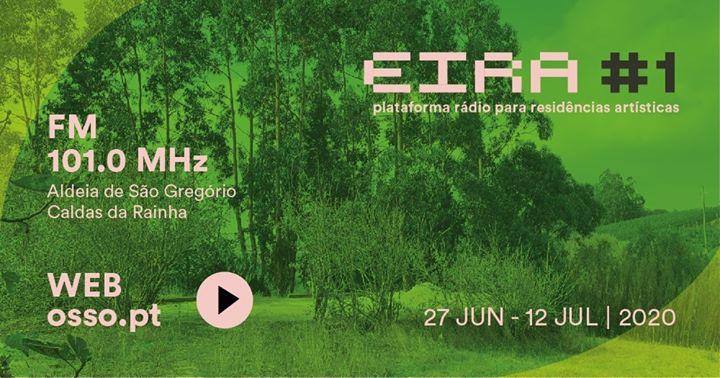 EIRA #1 - Plataforma rádio para residências artísticas