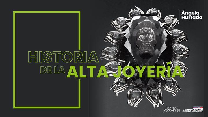 Historia de la Alta Joyería (online workshop)