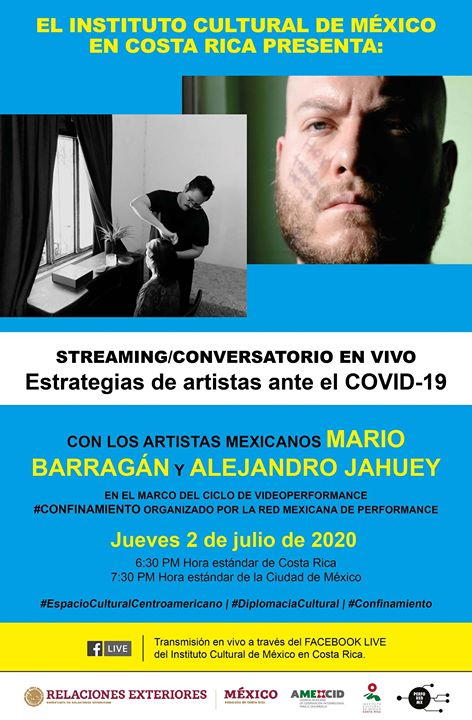 Conversatorio del Video performance