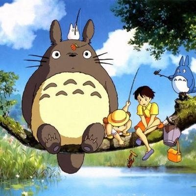 O Meu Vizinho Totoro | Cinema Paraíso