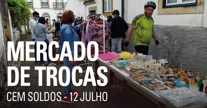 2º Mercado de Trocas - Cem Soldos