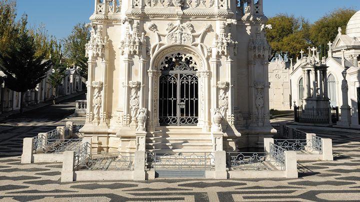 Santa Casa Abre Portas   Jazigo dos Benfeitores da Santa Casa