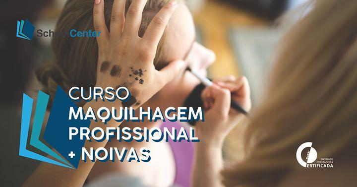 Maquilhagem Profissional + Noivas (25H)