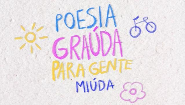 POESIA GRAÚDA PARA GENTE MIÚDA
