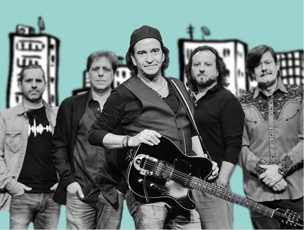 LOS SECRETOS: Stone&Music Festival