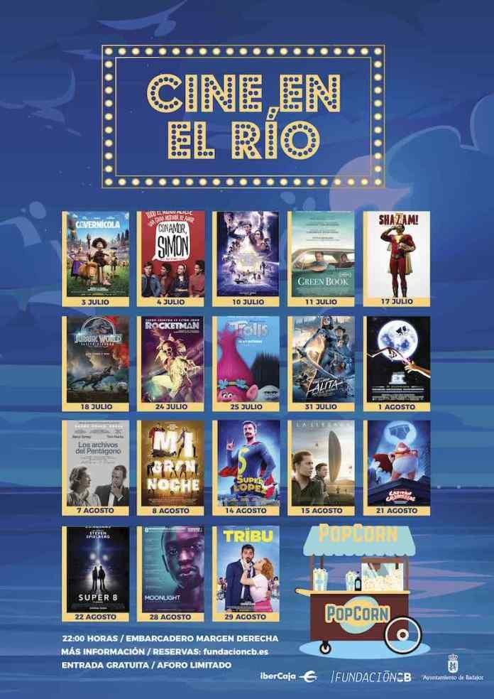 Cine en el río | 'Ready player one'