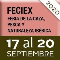 FECIEX- Feria de la caza pesca y naturaleza ibérica | 17 al 20 de septiembre