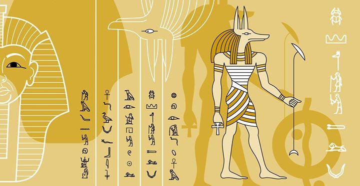 O Egipto Faraónico por Luís Manuel Araújo