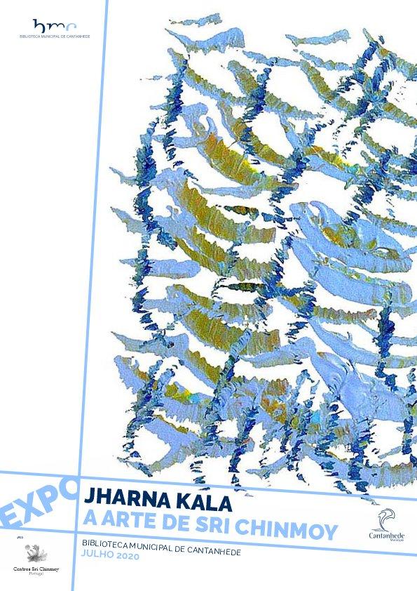 Exposição Jharna-Kala - A Arte de Sri Chinmoy