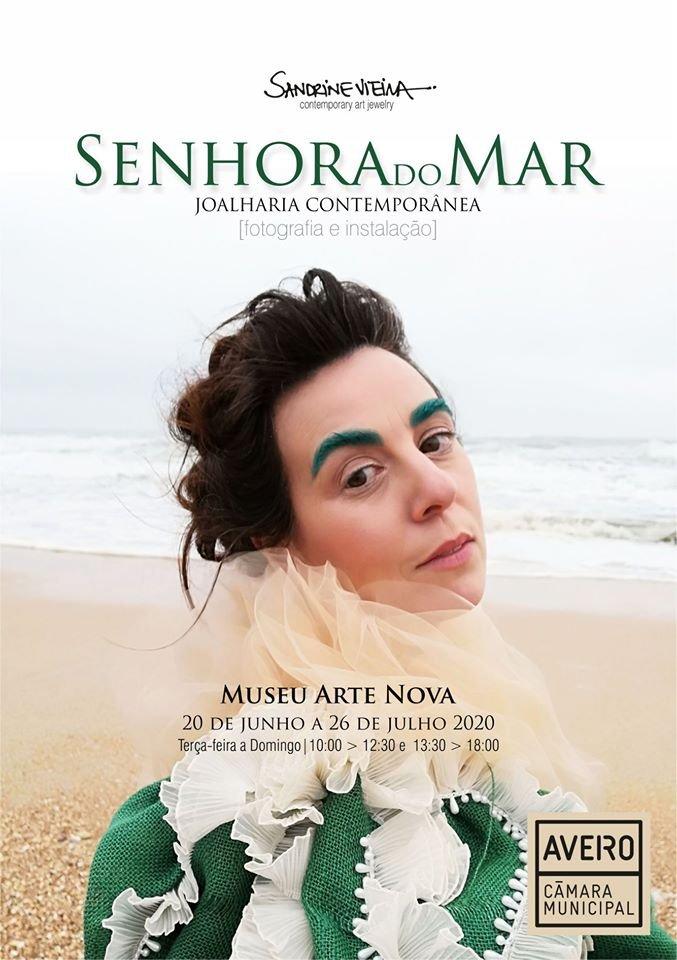 'Senhora do Mar – Joalharia Contemporânea por Sandrine Vieira' | fotografia ...