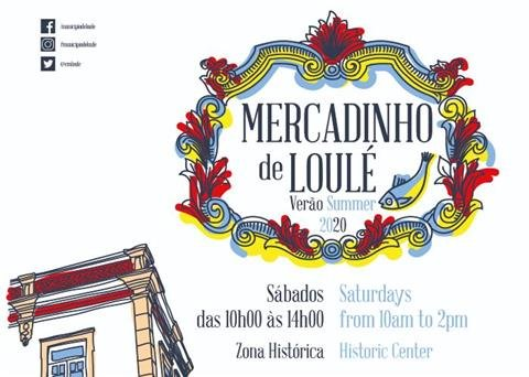 Mercadinho de Loulé - Verão 2020