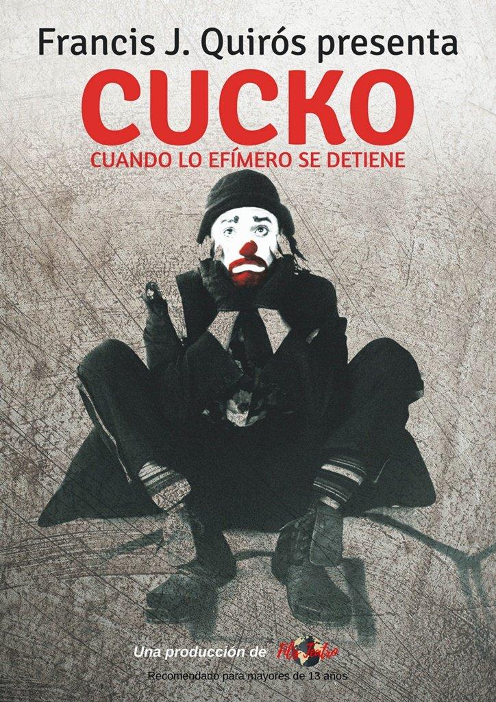 Teatro: «Cucko. Cuando lo efímero se detiene»