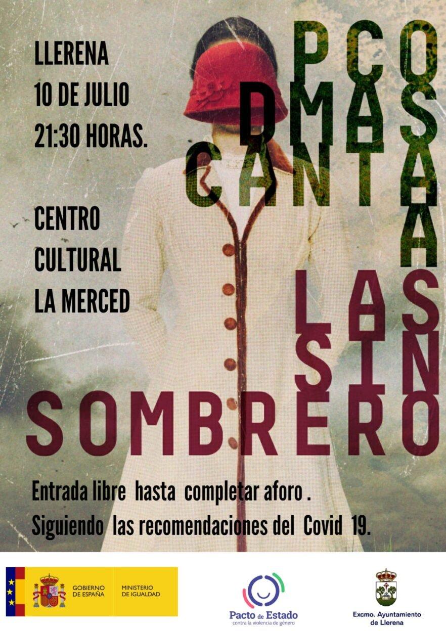 """""""Las Sinsombrero"""" con Paco Damas"""