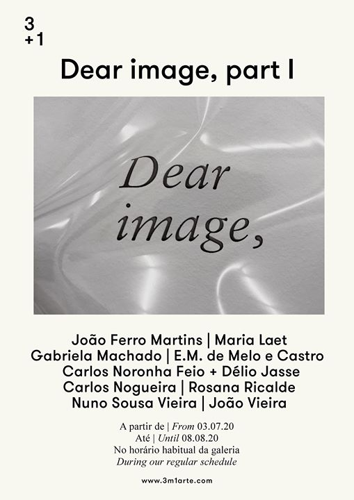 Group Show: Dear Image, Part I