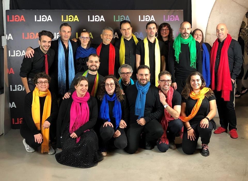 Coro da ILGA Portugal