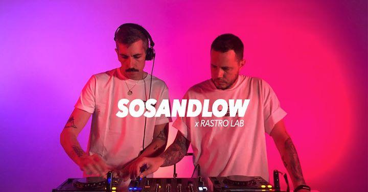 Sosandlow x Rastro Lab