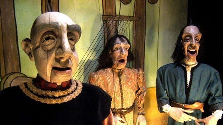 O Rei Vai Nu / Chão de Oliva Teatro - (39º Fazer a Festa)