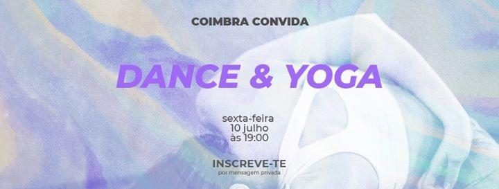 Dance & Yoga - Percepção do Espaço Pessoal