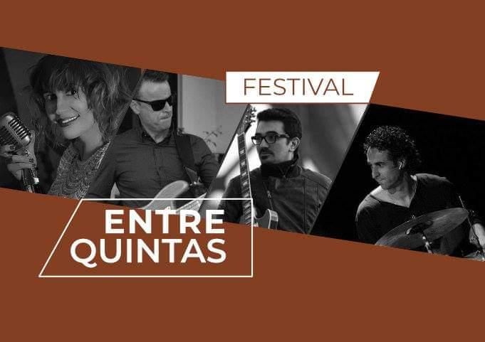 Esgotado - Festival Entre Quintas - Tarde de Jazz
