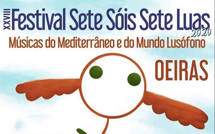 28° Festival Sete Sóis Sete Luas 2020 - Oeiras