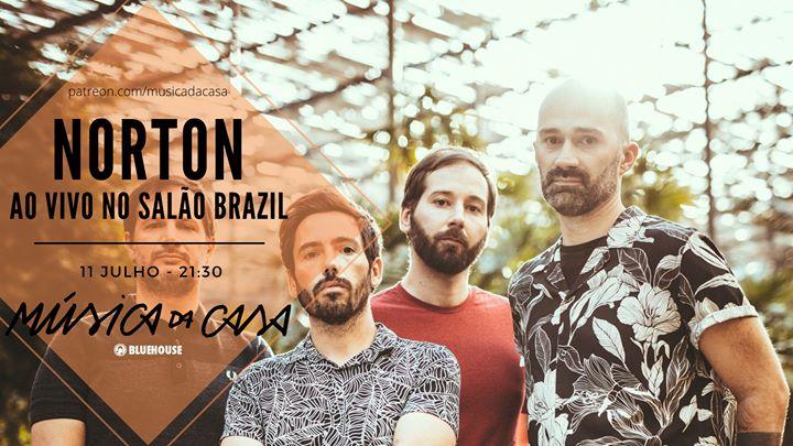 Norton - Música da Casa ao Vivo