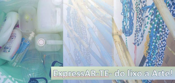ExpressAR-TE- do Lixo a Arte!