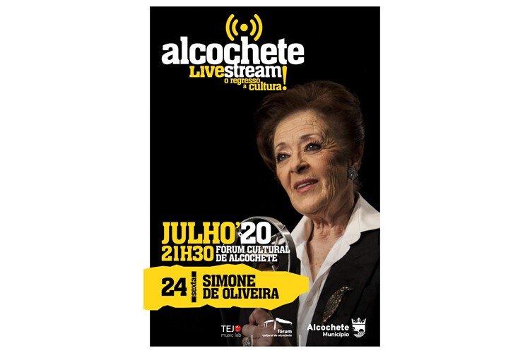 Simone de Oliveira traz a Alcochete a sua ...