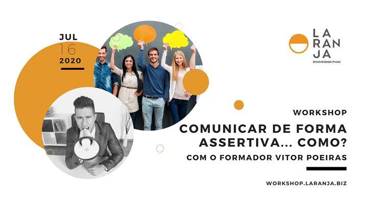 Comunicar De Forma Assertiva Como - Workshop Ao Vivo Online