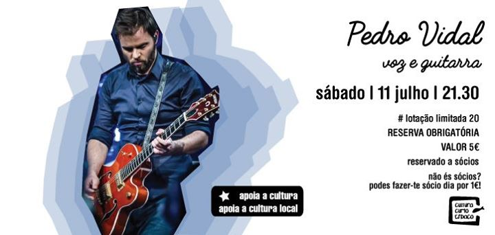 Pedro Vidal - concerto